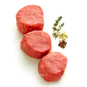 Tender Filet Steak