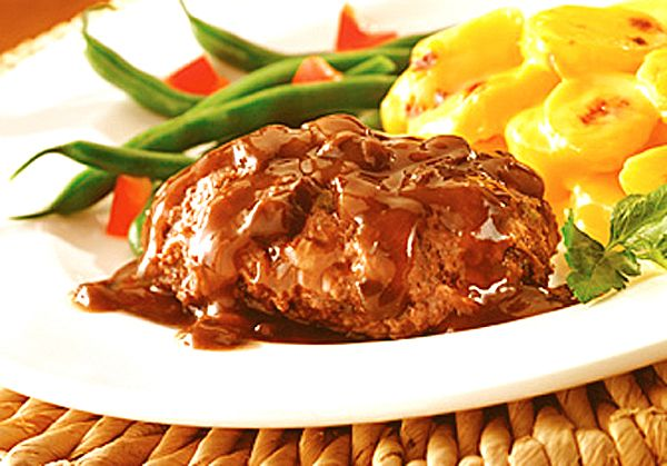 steak with dianne sauce