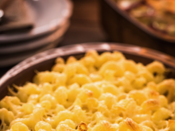 Best Recipe for Mac and Cheese - Bowl of Creamy Macaroni and Melted Cheese
